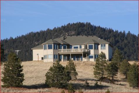 Pierce associates home builders helena montana for Home builders helena mt